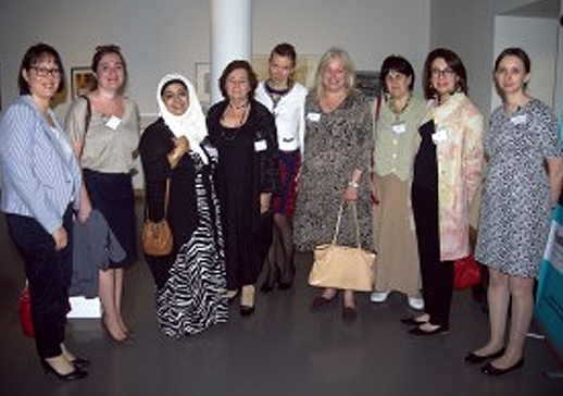 Jewish and Muslim Women come together